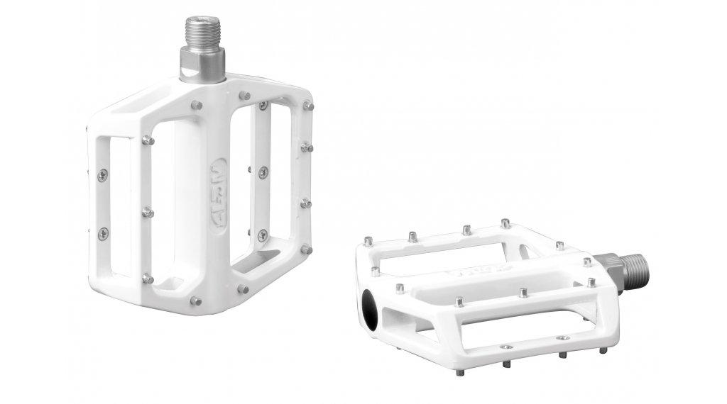 NC-17 STD II Pro Plattform-pedály bílá