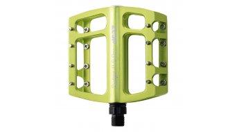 NC-17 Sudpin II S-Pro CNC Plattform-Pedale grün