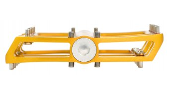 NC-17 Sudpin III S-Pro CNC-plataforma pedal dorado(-a) rodamiento de precisión
