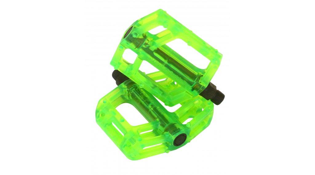 NC-17 Sudpin Zero Pro Pedale grün