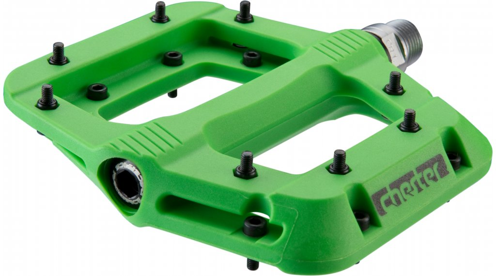 Race Face Chester Platform Flat Pedals MTB Sealed Composite Red//Blue//Turq//Green