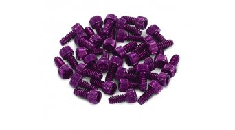 Reverse Alu Ersatzpins für Escape Pro + Black One Pedal (1Stk) purple