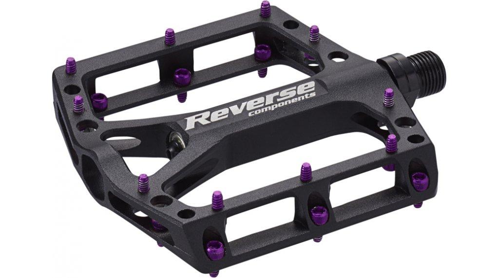 Reverse Black One 脚踏 black/purple