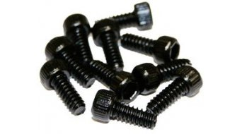 Reverse Alu 替换pins US Size Pins 11mm 适用于 BlackOne 和 Escape PRO-脚踏 (10个) black