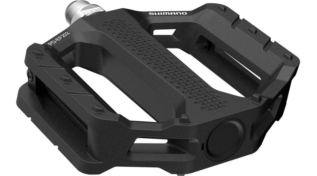 Shimano PD-EF202 平板脚踏 黑色