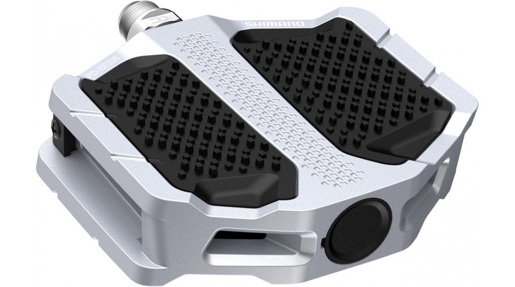 Shimano PD-EF205 Plattform-Pedale silber