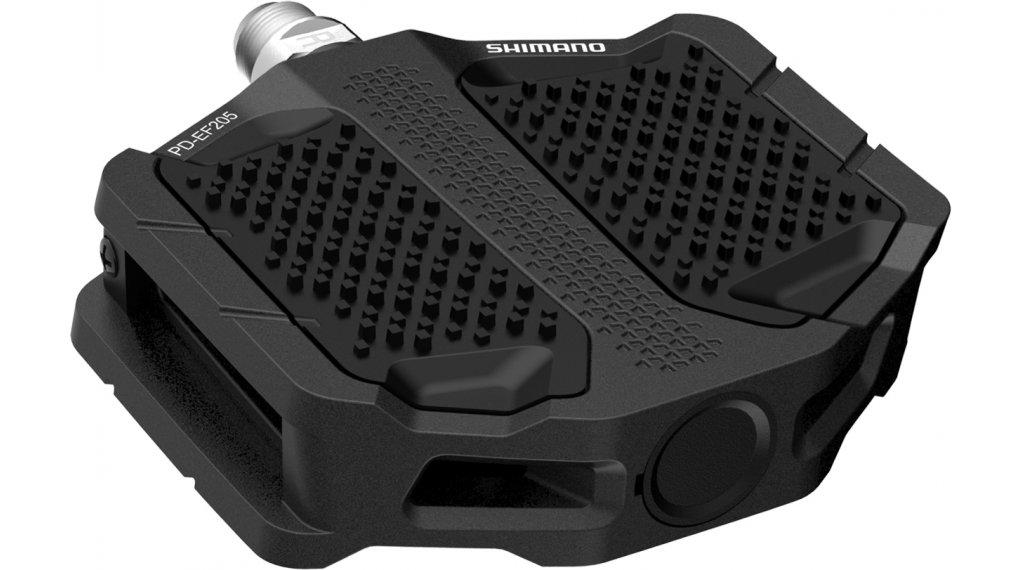 Shimano PD-EF205 Plattform-Pedale schwarz