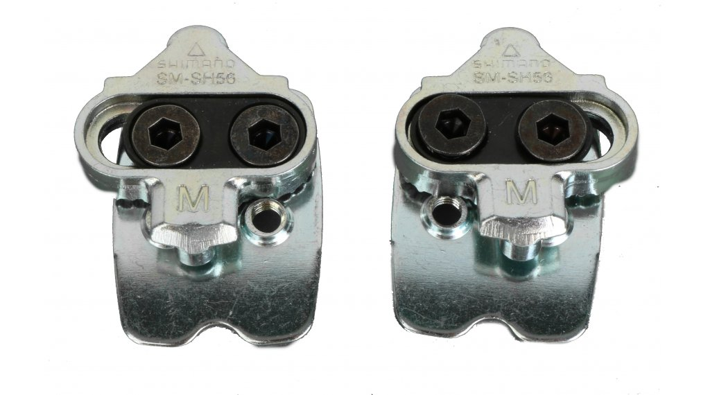 Shimano Cleats SM-SH56 multiple release incl. cleat backing plate