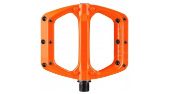 Spank Spoon DC Plattform-Pedale orange