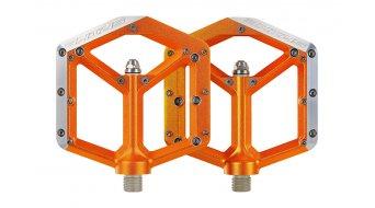 Spank Spike Plattform-Pedale orange