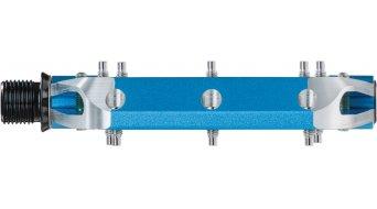 Spank Spoon 100 Plattform-Pedale blue