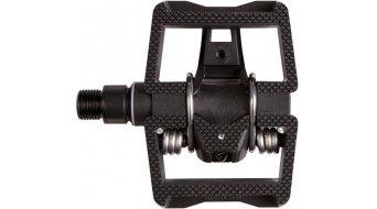 Time ATAC Link Click/Flat pedals black