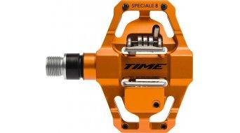 Time Atac Speciale 8 Klick-Pedale orange