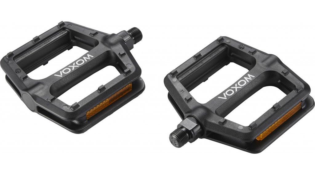 Voxom Pe24 MTB Flat schwarz