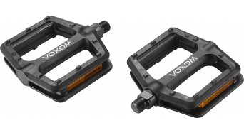 Voxom Pe24 Платформени педали черно