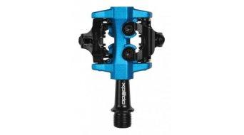 Xpedo CXR MTB Klick-Pedale blau