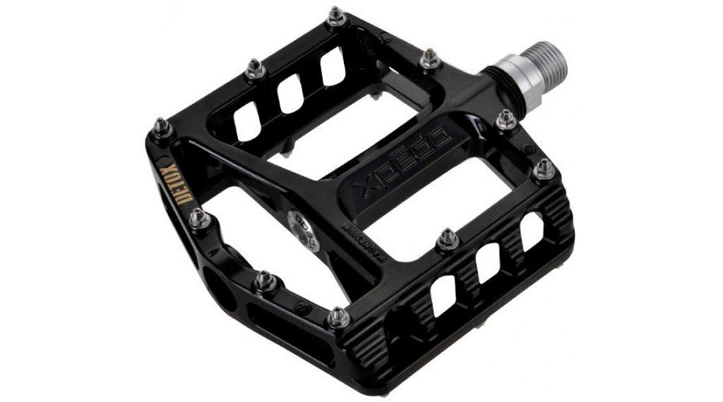 Xpedo Detox MTB Plattform-Pedale schwarz