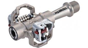 Xpedo M-Force 8 MTB Klick-Pedale grau