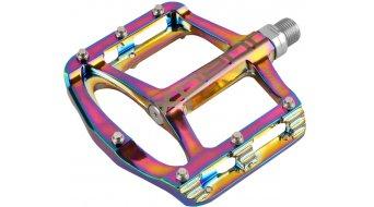 Xpedo Spry+ MTB Plattform-Pedale Oil Slick