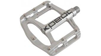 Xpedo Spry MTB Plattform-Pedale silber