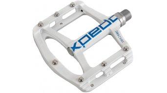 Xpedo Spry MTB Plattform-Pedale weiß