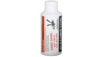 Bleed kit Mineral Brake Fluid liquido freni idraulici Red 100ml