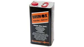 Brunox Turbo Spray 5l canister