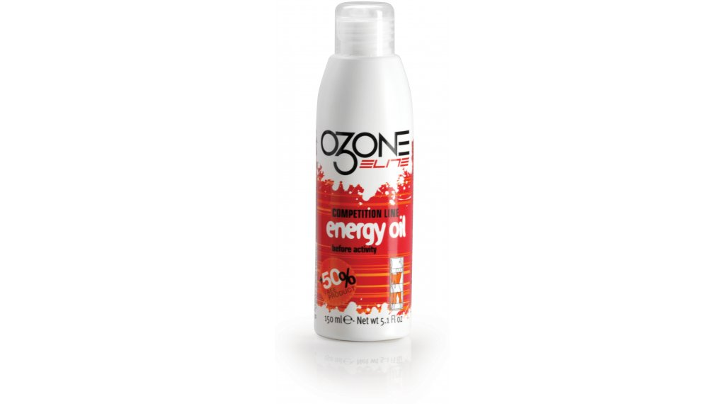 Elite Ozone Energy Aufwärmöl 150ml