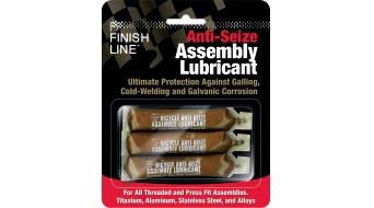 Finish Line Anti-Seize grasa de montaje 3x22.5 gr. tubos