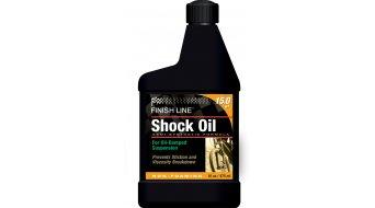 Finish Line 前叉油 15WT Spezialöl 适用于 fast harte Federung 470ml 瓶