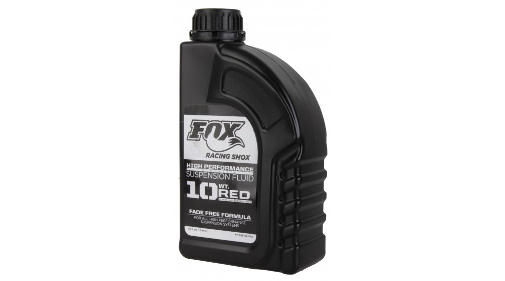 FOX Racing Federgabelöl RED Synthetic 10W 945ml