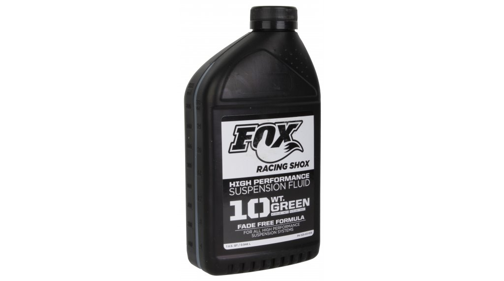 FOX Racing Federgabelöl GREEN 10W 945ml