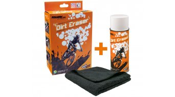 Foliatec Quick & Easy Dirt Eraser bike Cleaning set