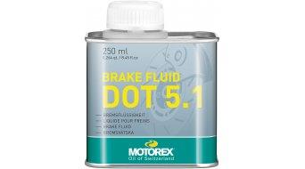 Motorex Brake Fluid DOT 5.1 Bremsflüssigkeit 250ml-Dose