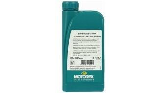 Motorex Supergliss Semi-Bath Federgabelöl zur Schmierung von DT Federgabeln 1000ml