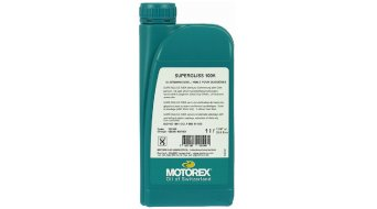 Motorex Supergliss Semi-Bath suspension fork oil to Schmierung from DT suspension forks 1000ml