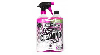 Muc-Off bike Cleaner reiniger 1 liter pompfles + 1 liter Nano gel Concentrate
