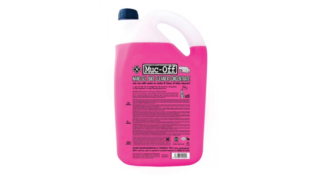 Muc-Off Bike Cleaner Nano gel Reinigerkonzentrat 5000ml