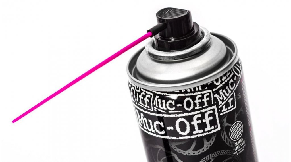 Muc Off Brakes Cleaner Spray Bottle 750ml