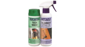 Nikwax Tech Wash et TX-Direct Waschmittel/Imprägnier spray 2x300ml