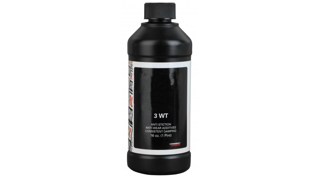 RockShox Dämpferöl 3Wt Viskosität 473ml 瓶