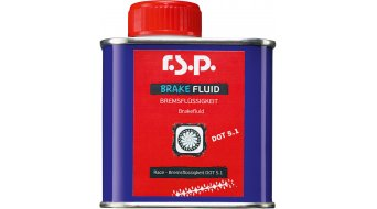 r.s.p. Brake Fluid DOT 5.1 race sport remvloeistof 250ml