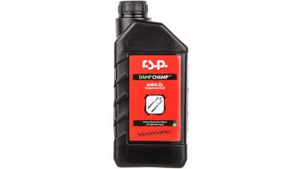 r.s.p. Damp Champ vollsynthetisches Federgabelöl und Dämpferöl 2.5WT 1L