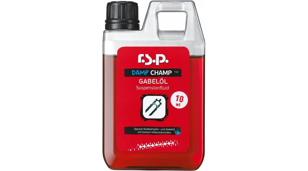 r.s.p. Damp Champ vollsynthetisches Federgabelöl und Dämpferöl 10WT 250ml