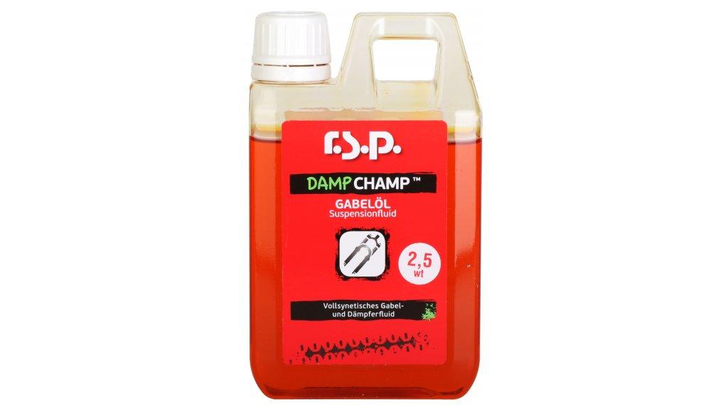 r.s.p. Damp Champ vollsynthetisches Federgabelöl und Dämpferöl 2.5WT 250ml