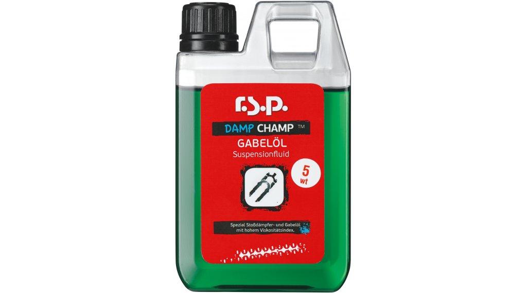 r.s.p. Damp Champ vollsynthetisches Federgabelöl und Dämpferöl 5WT 250ml