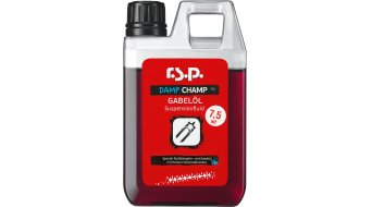 r.s.p. Damp Champ vollsynthetisches Federgabelöl und Dämpferöl 7.5WT 250ml
