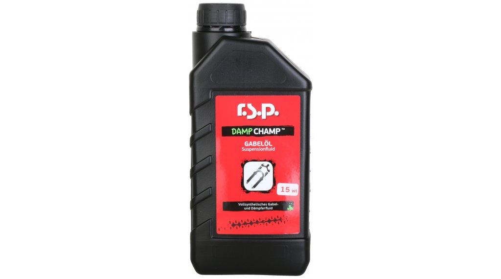 r.s.p. Damp Champ vollsynthetisches Federgabelöl und Dämpferöl 15WT 1L