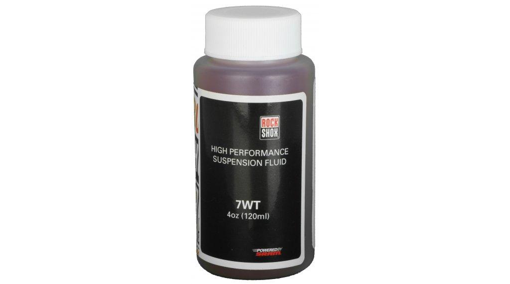 RockShox Dämpferöl 7Wt Viskosität 120ml 瓶