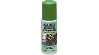 Nikwax cleaning gel for shoes 125ml